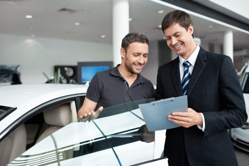 Инструкция по покупке авто в автосалоне